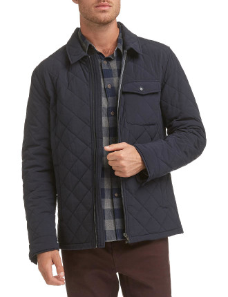 NANT QUILTED JACKET