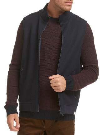 PETER FLEECE VEST