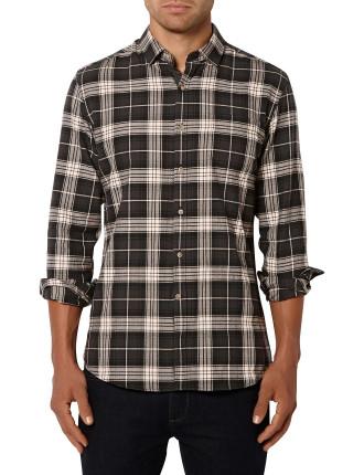 Warwick Plaid Shirt