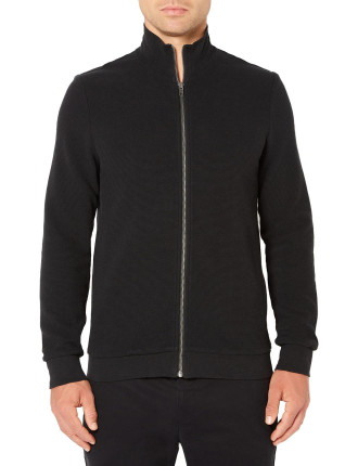 Whitley Zip Sweat