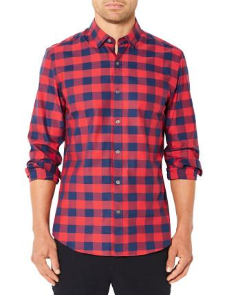 Norfolk Gingham Shirt