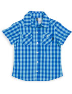 Multi Check Shirt $23.97