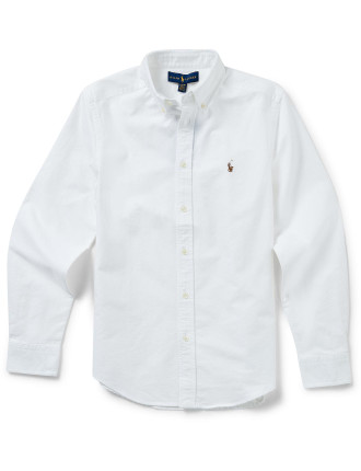 Solid Oxford Shirt (S-XL)