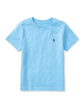 Cotton Jersey Crewneck T-Shirt(2-7 Years)
