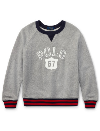 Cotton Graphic Sweatshirt(2-7 Years)