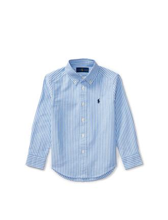 Cotton Oxford Sport Shirt(2-7 Years)