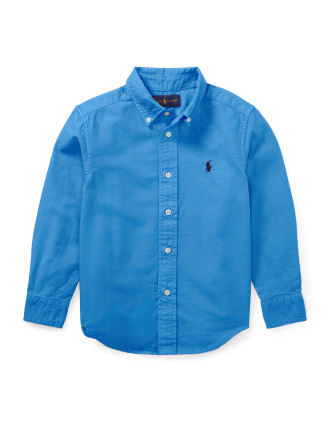 Cotton Oxford Sport Shirt(2-7 Years)