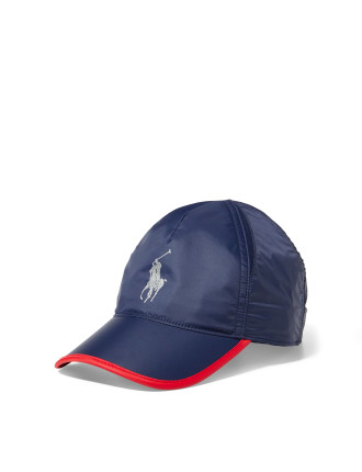 Crosscourt Nylon Cap(One Size)