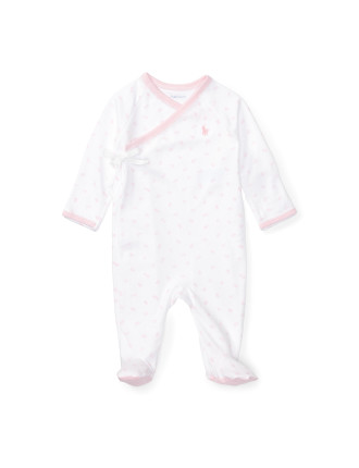 Interlock One Piece Coverall(3-9 months)