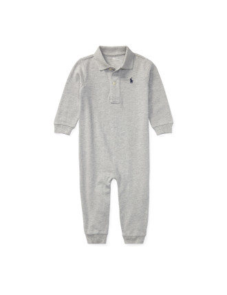Polo Coverall(3-12 months)
