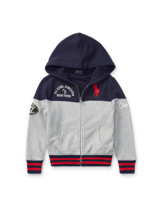Cotton French Terry Hoodie(2-7 Years)
