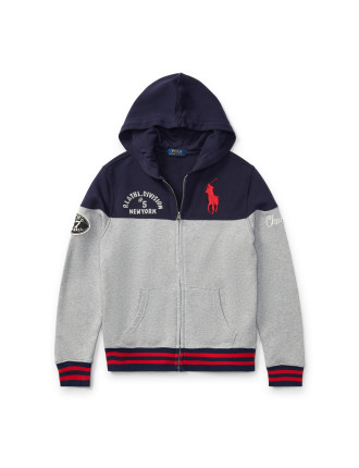Cotton French Terry Hoodie(S-XL)