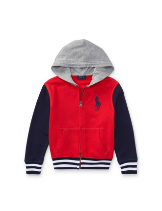 Cotton French Terry Jacket(2-7 Years)