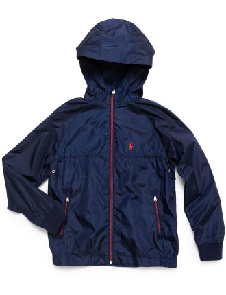 Coated Windbreaker(S-XL)