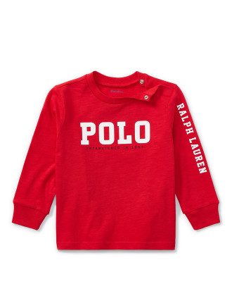 Long Sleeve Graphic Tee(6-24 months)