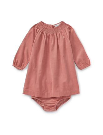 Corduroy Dress & Bloomer(3-24 months)