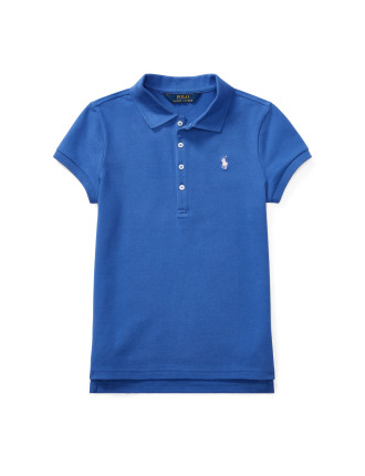 Stretch Cotton Polo Shirt(S-XL)