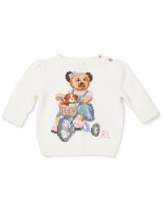 Bear Sweater (0-24 Months)