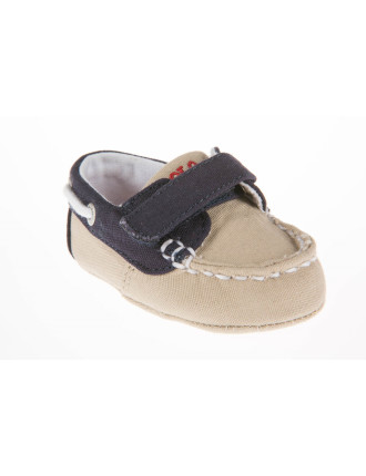 Sander Ez Soft Sole Dressy Shoe Boys