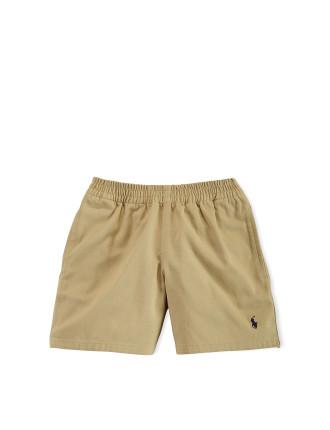 Cotton Twill Sport Short