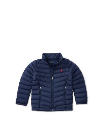Light Weight Puffa Jacket (2-7 Years)
