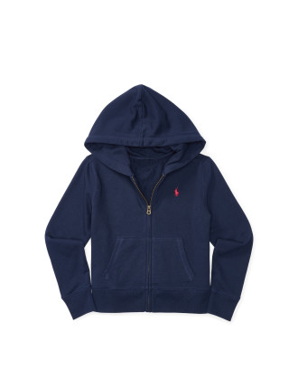 Cotton-Blend Terry Hoodie (8-14 Years)