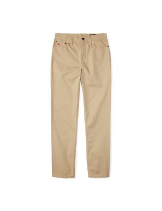 Skinny 5 Pocket Pant