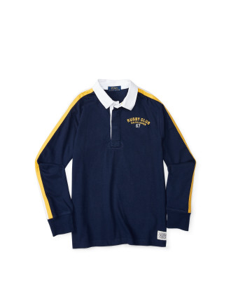 Long Sleeve Rugby Top