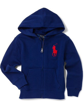 Cotton French Terry Hoodie (2-7 Years)
