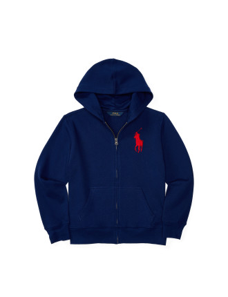 Terry Big Pony Hoodie (8-14 Years)