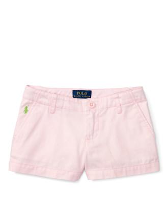 Cotton Chino Shorts (2-7 Years)