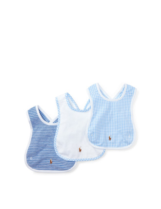 Oxford Mesh Cross Back Bib
