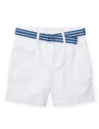 Patchwork Cotton Short (0-24 Months)