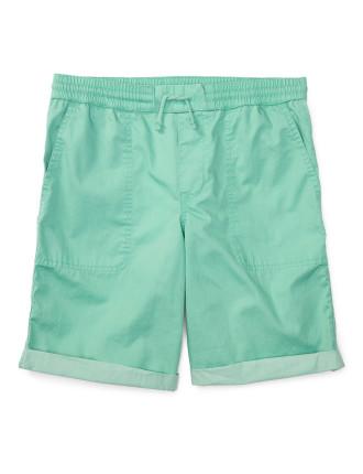 Cotton Twill Short (8-14 Years)