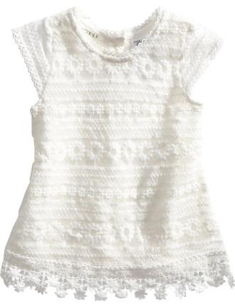 Lace Dress W/Panty