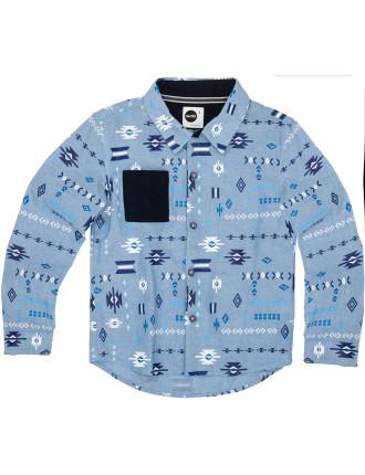 Iileron Ls Shirt