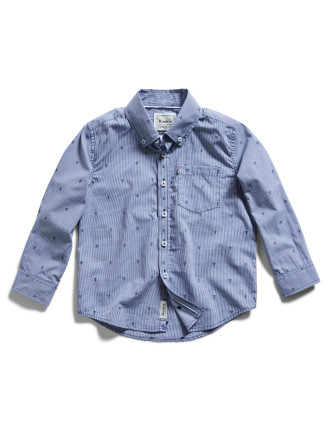 Lockhaven Shirt (Boys 2-7 Years)