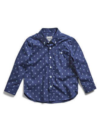 Mentone Shirt (Boys 2-7 Years)