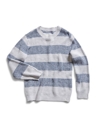 Seabrook Stripe Knit (Boys 8-16 Years)