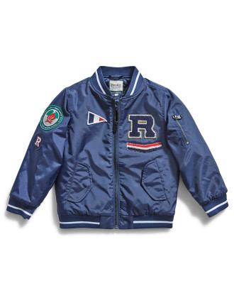 Tab-1 Jacket (Boys 2-7 Years)