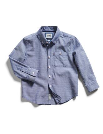 Williams Shirt (Boys 2-7 Years)