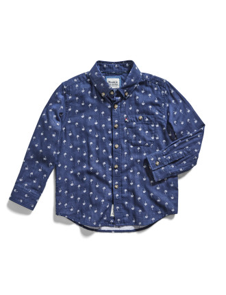 Hoover Shirt (Boys 2-7 Years)