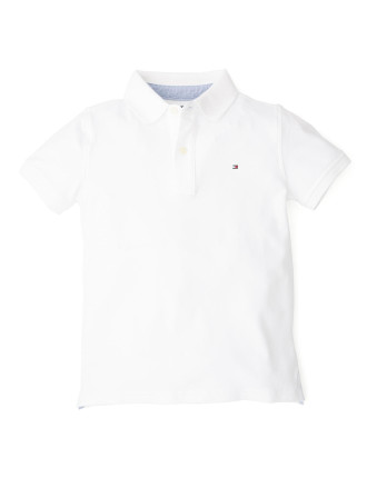 Tommy S/S Polo (Boys 3-7 Years)