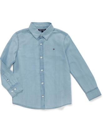 Ame Denim Shirt L/S