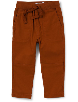 Woven Slouch Pant