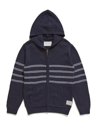 Striker Hood Knit