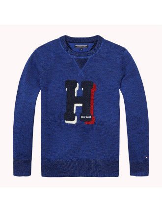 Toweling Cn Sweater L/S