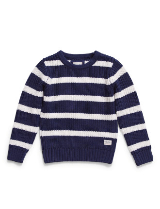 Riva Stripe Knit