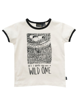 Wild One Set In Ss Tee
