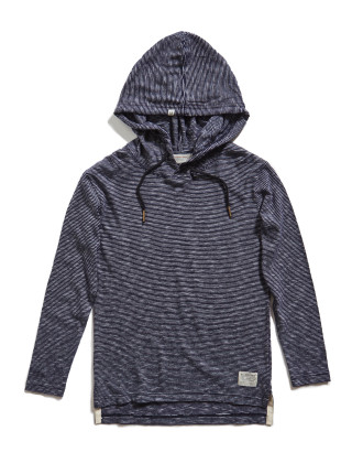 Hooded L/S Tee